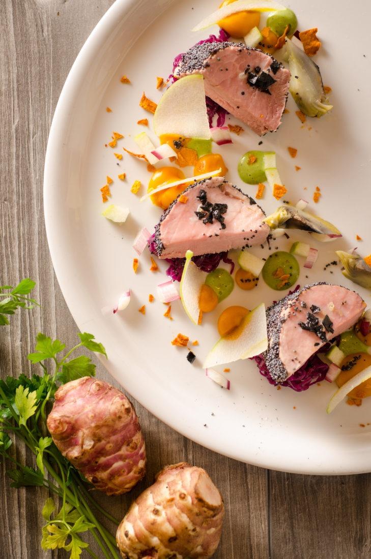 Fotografia food di un ristorante