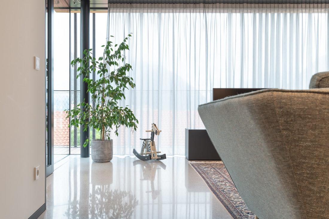 Fotografia di Interni abitazione a Trento di Inlet Studio