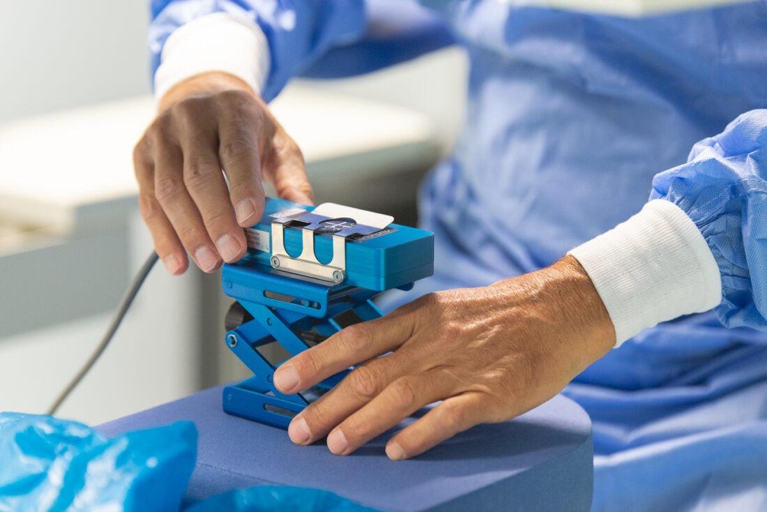 fotografia trattamento settore medico sanitario
