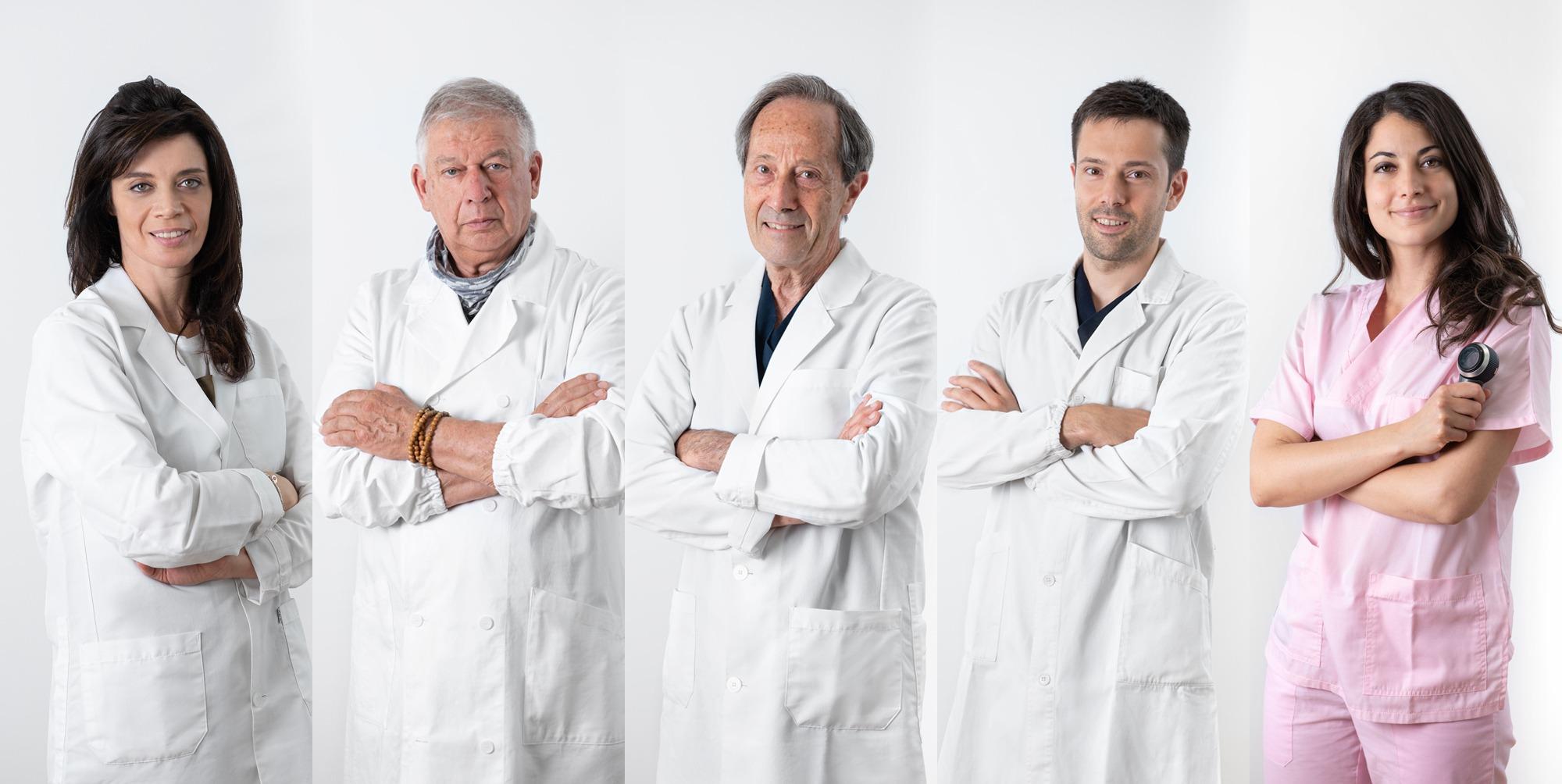 Ritratto professionale medico chirurgo